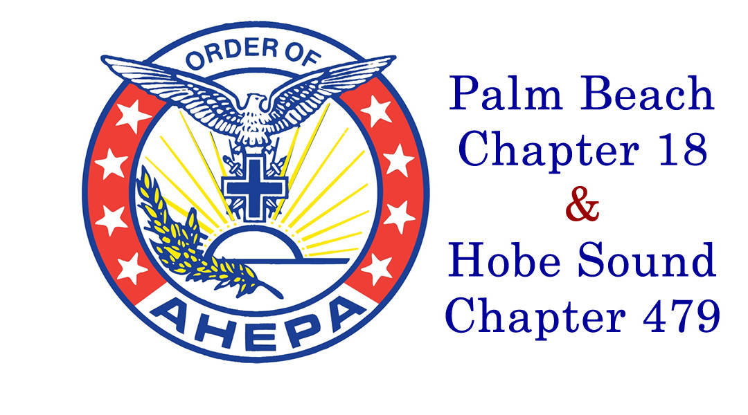 Next Social Event at Burger Bar with AHEPA 479 of Hobe Sound