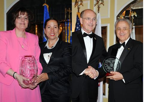 41st Congressional Banquet Honors  Excellence and Service in the Community